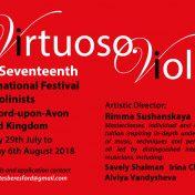 Virtuoso Violin Festival